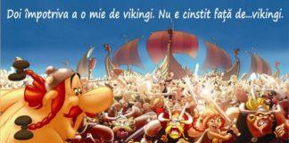 """Asterix și vikingii"""